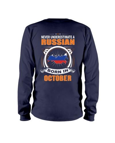RUSSIAN-OCTOBER-NEVER-UNDERESTIMATE