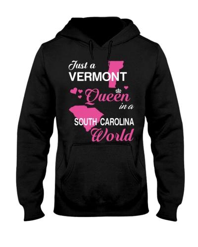 VERMONT-SOUTH CAROLINA