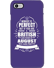 BRITISH-YOU-PERFECT-AUGUST Phone Case thumbnail
