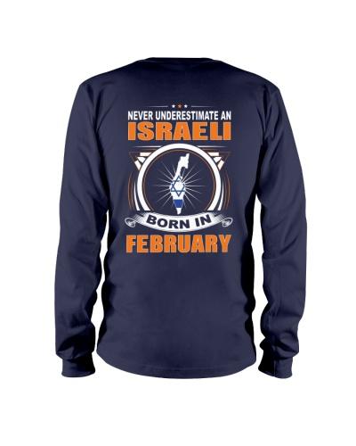 ISRAELI-FEBRUARY-NEVER-UNDERESTIMATE