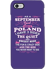 POLAND-QUIET-SEPTEMBER Phone Case tile