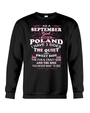 POLAND-QUIET-SEPTEMBER Crewneck Sweatshirt thumbnail