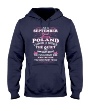 POLAND-QUIET-SEPTEMBER Hooded Sweatshirt tile