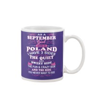 POLAND-QUIET-SEPTEMBER Mug tile