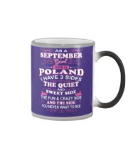 POLAND-QUIET-SEPTEMBER Color Changing Mug thumbnail