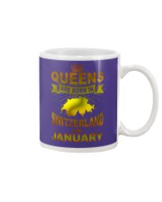 SWITZERLAND-GOLD-QUEES-JANUARY Mug thumbnail