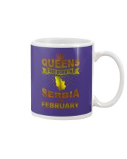 SERBIA-GOLD-QUEES-FEBRUARY Mug thumbnail