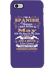 SPANISH-CONT-May Phone Case tile