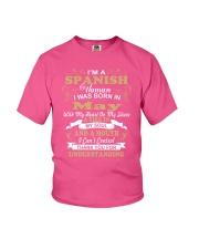 SPANISH-CONT-May Youth T-Shirt thumbnail