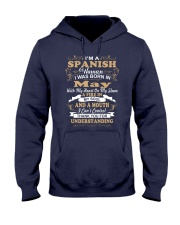 SPANISH-CONT-May Hooded Sweatshirt thumbnail