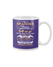 SPANISH-CONT-May Mug thumbnail