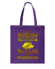 SWITZERLAND-GOLD-QUEES-MARCH Tote Bag thumbnail