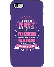VENEZUELAN-DAMC-MARCH Phone Case thumbnail