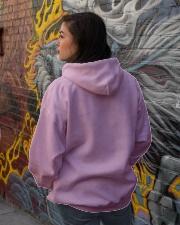 VENEZUELAN-DAMC-MARCH Hooded Sweatshirt lifestyle-unisex-hoodie-back-1
