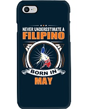 FILIPINO-MAY-NEVER-UNDERESTIMATE Phone Case thumbnail
