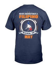 FILIPINO-MAY-NEVER-UNDERESTIMATE Premium Fit Mens Tee thumbnail