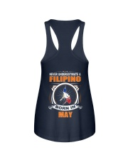 FILIPINO-MAY-NEVER-UNDERESTIMATE Ladies Flowy Tank thumbnail