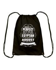 EGYPTIAN-YOU-PERFECT-AUGUST Drawstring Bag thumbnail