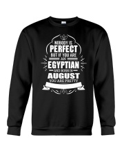 EGYPTIAN-YOU-PERFECT-AUGUST Crewneck Sweatshirt thumbnail