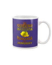 ROMANIA-GOLD-QUEES-JANUARY Mug thumbnail