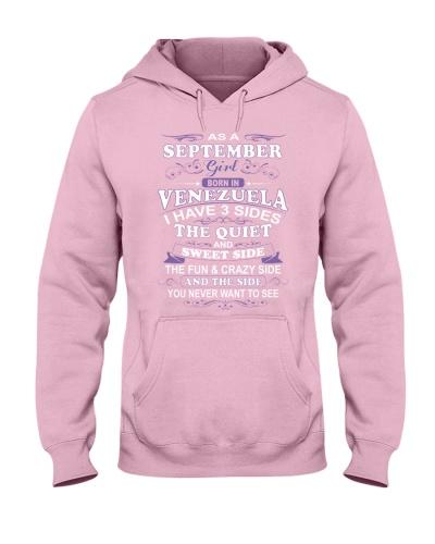 VENEZUELA-SEPTEMBER-FUNNY-GIRL
