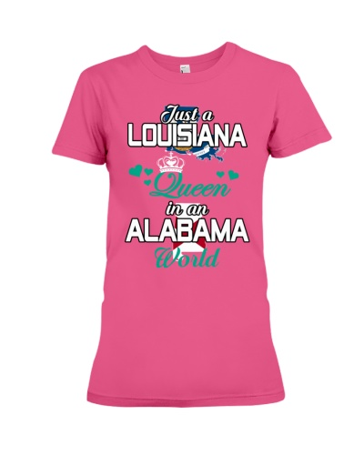Louisiana-Alabama-QUEEN