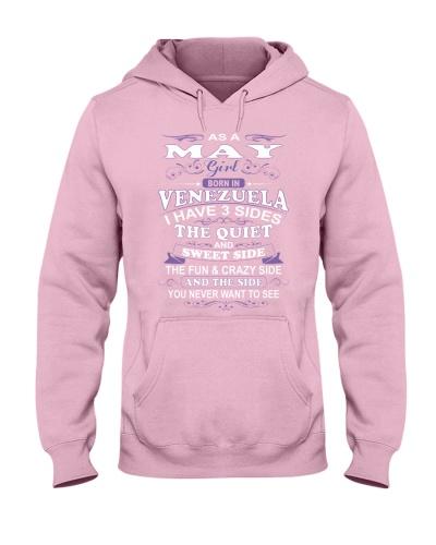 VENEZUELA-MAY-FUNNY-GIRL