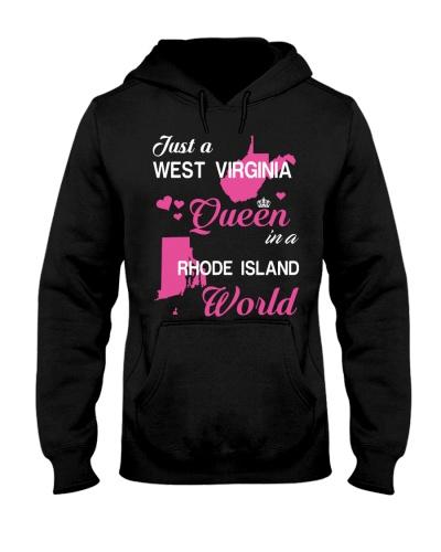 WEST VIRGINIA-RHODE ISLAND