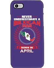 MEXICAN-COOL-MAN-APRIL Phone Case thumbnail