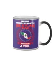 MEXICAN-COOL-MAN-APRIL Color Changing Mug thumbnail