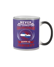 SALVADORAN-NEVER-UNDERESTIMATE-BORN-IN-JANUARY Color Changing Mug thumbnail