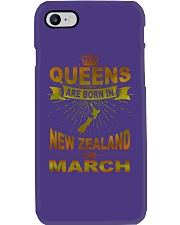 NEWZEALAND-GOLD-QUEES-MARCH Phone Case thumbnail