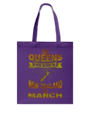 NEWZEALAND-GOLD-QUEES-MARCH Tote Bag thumbnail