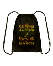 NEWZEALAND-GOLD-QUEES-MARCH Drawstring Bag thumbnail
