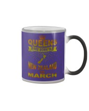 NEWZEALAND-GOLD-QUEES-MARCH Color Changing Mug thumbnail
