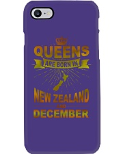NEWZEALAND-GOLD-QUEES-DECEMBER Phone Case thumbnail