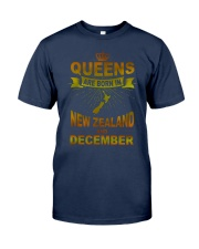 NEWZEALAND-GOLD-QUEES-DECEMBER Classic T-Shirt thumbnail