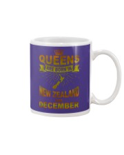 NEWZEALAND-GOLD-QUEES-DECEMBER Mug thumbnail