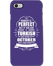 TURKISH-YOU-PERFECT-OCTOBER Phone Case tile