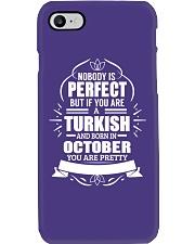 TURKISH-YOU-PERFECT-OCTOBER Phone Case thumbnail