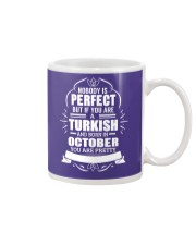 TURKISH-YOU-PERFECT-OCTOBER Mug tile