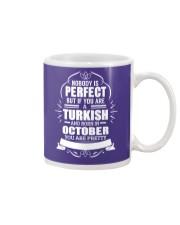 TURKISH-YOU-PERFECT-OCTOBER Mug thumbnail