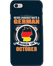 GERMAN-OCTOBER-NEVER-UNDERESTIMATE Phone Case thumbnail