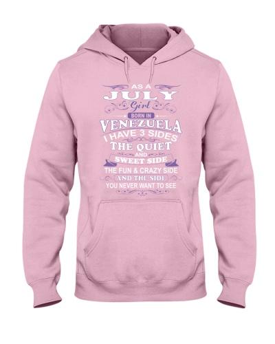 VENEZUELA-JULY-FUNNY-GIRL