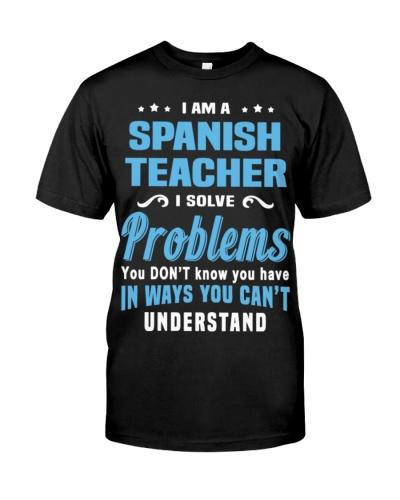 Spanish Teacher