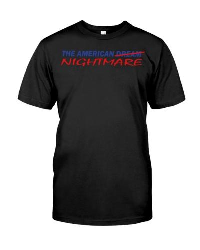 american nightmare Knit Beanie