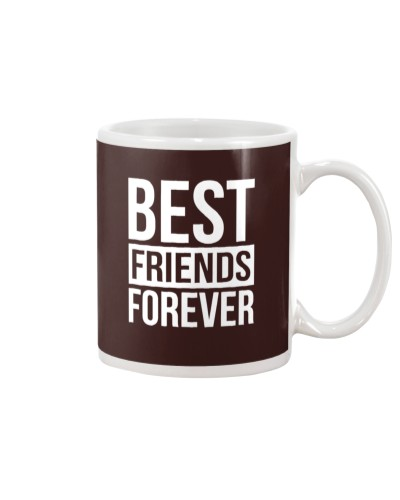 BEST FRIENDS FOREVER Womens tees