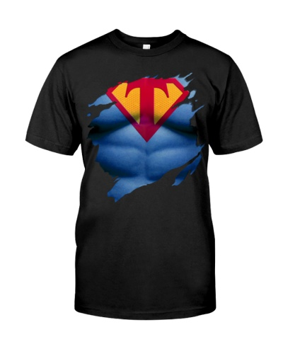 Super Teacher Womens T