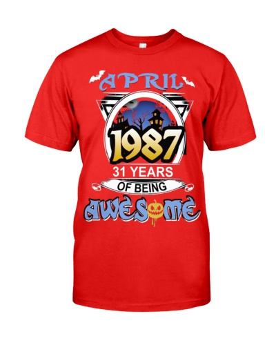 April 1987 31 Years Of Being Awesome