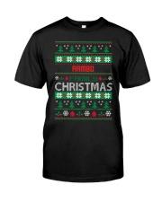 RAMBO FAMILY CHRISTMAS THING SHIRTS Classic T-Shirt thumbnail